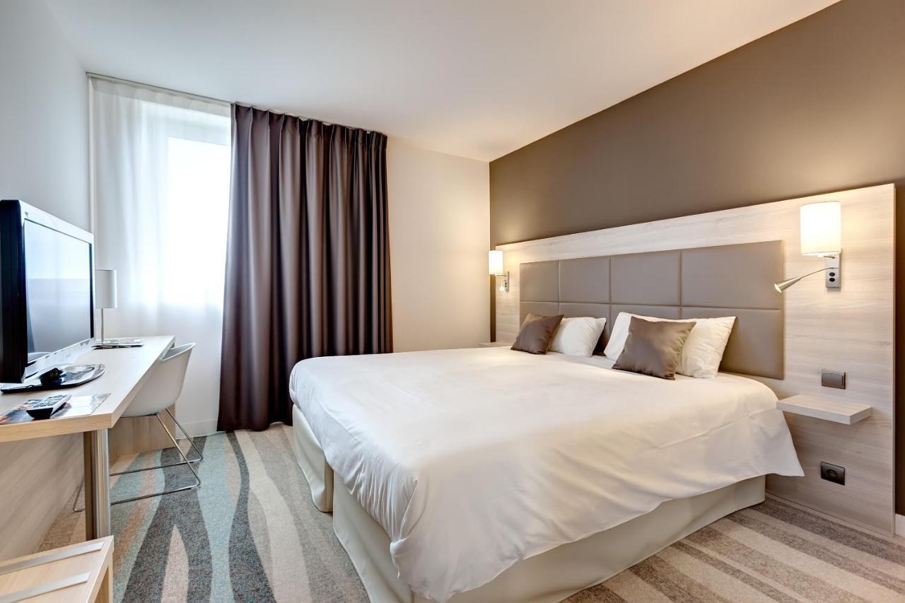 Отель  Brit Hotel Vendée Mer