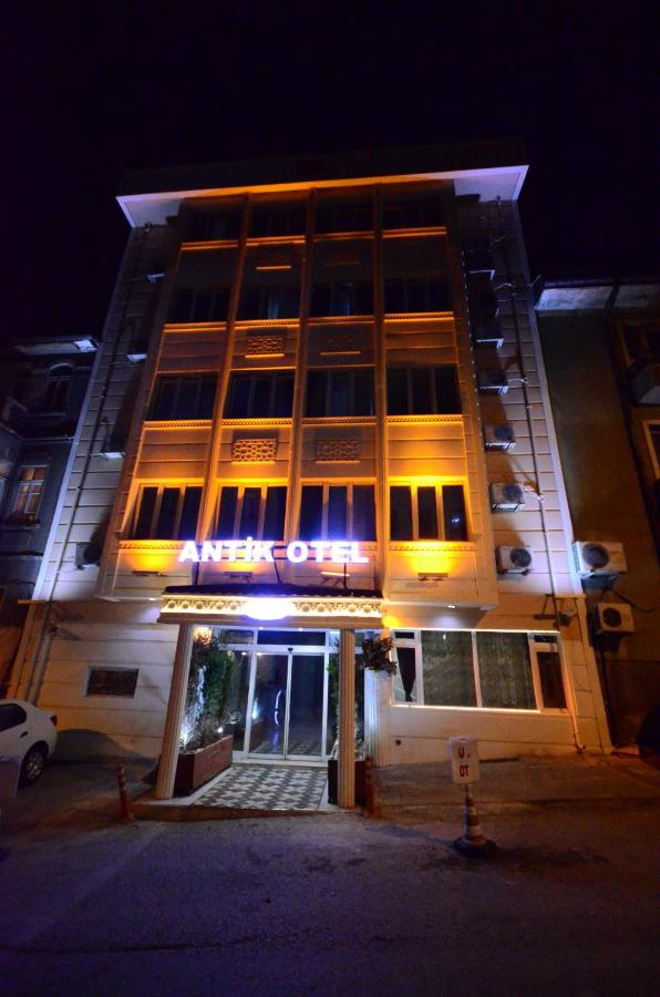 Отель  Antik Otel