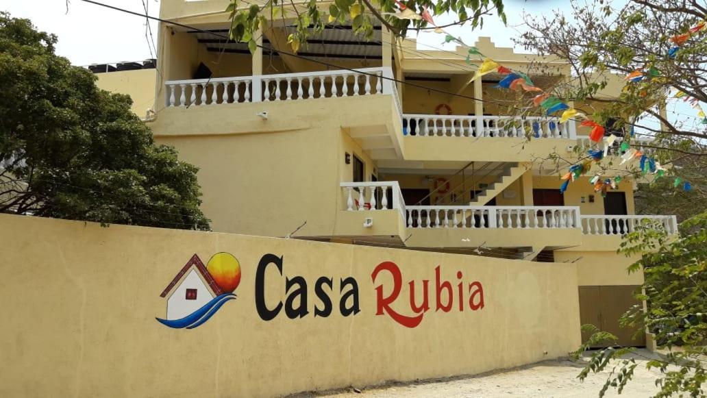 Гостевой дом  Casa Rubia
