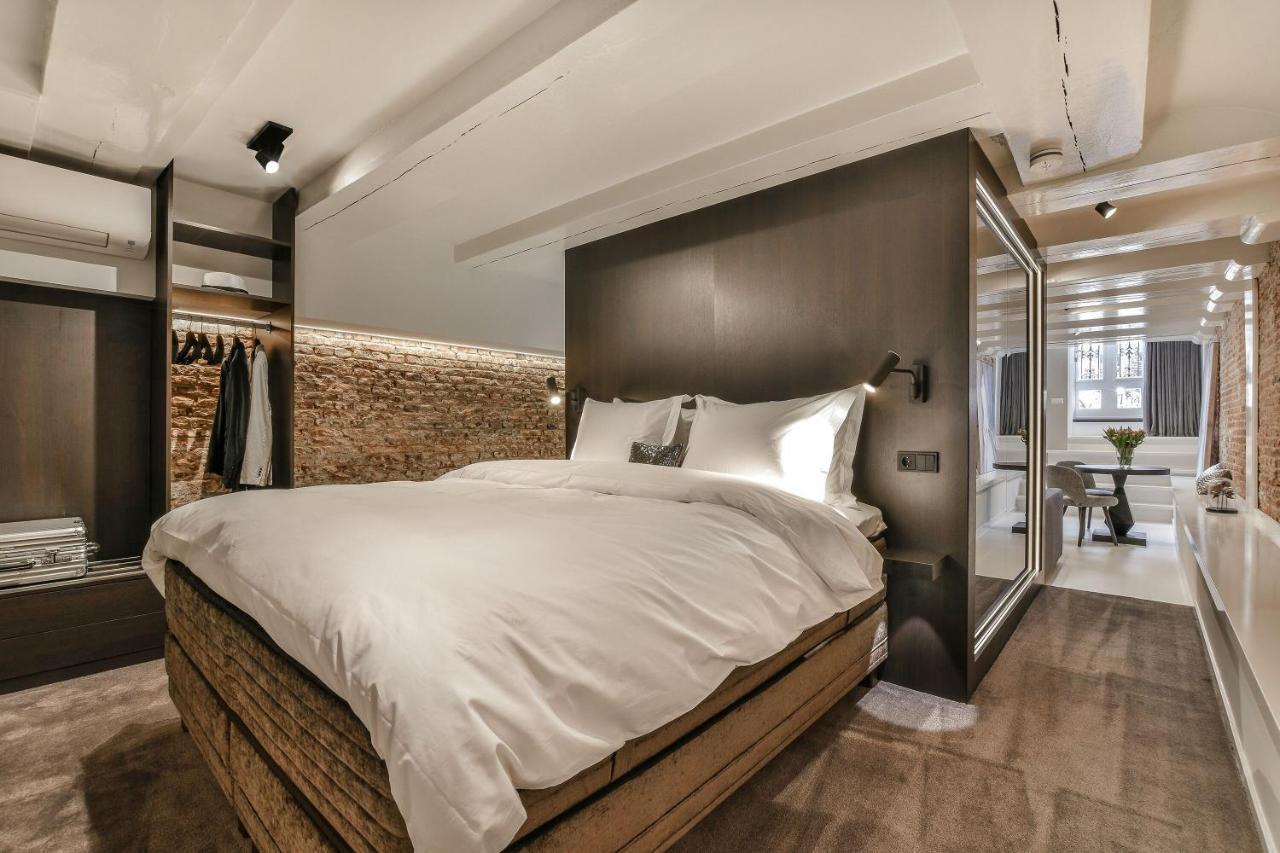 Отель типа «постель и завтрак» Luxury Canal Suite De Heren