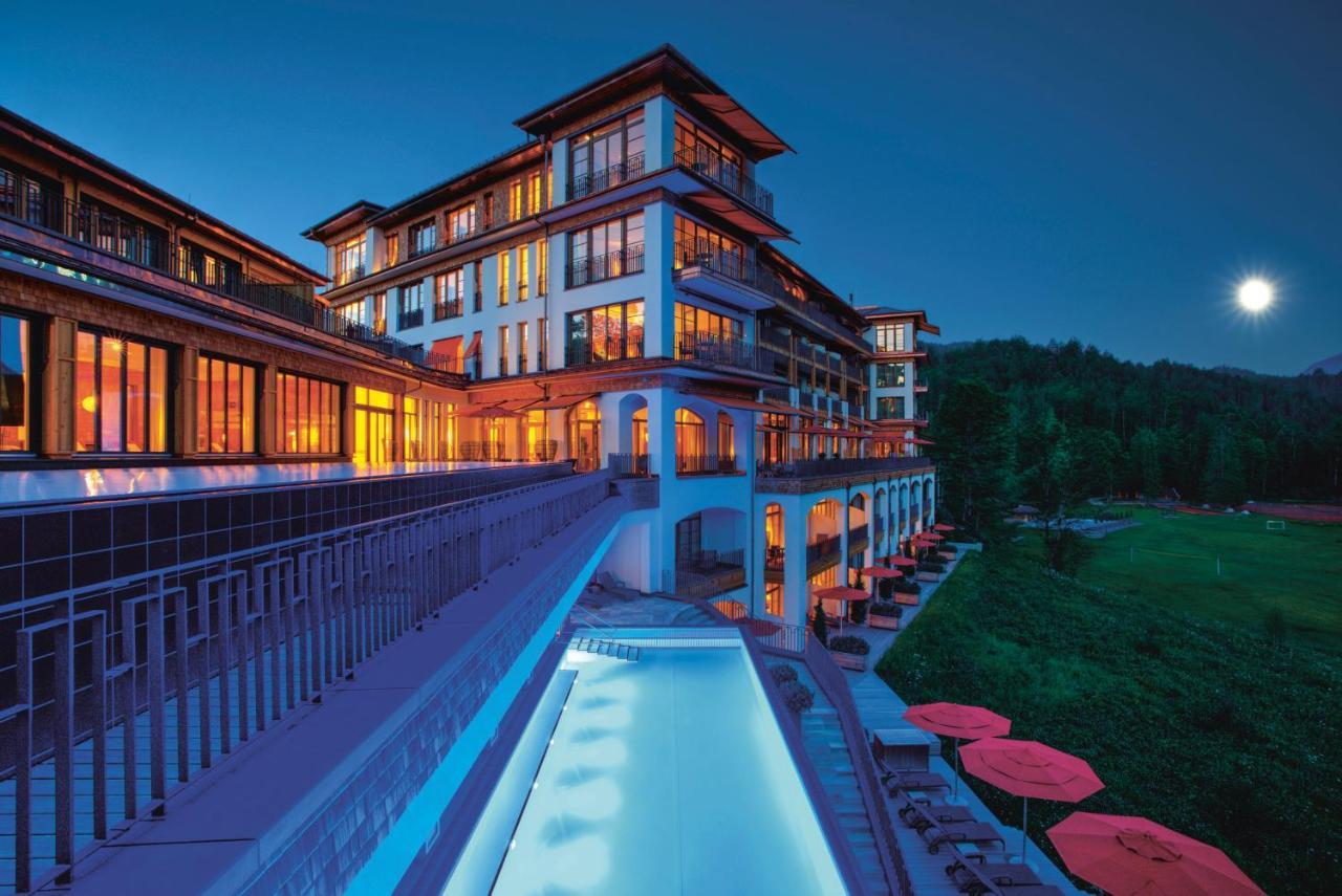 Отель  Schloss Elmau Retreat