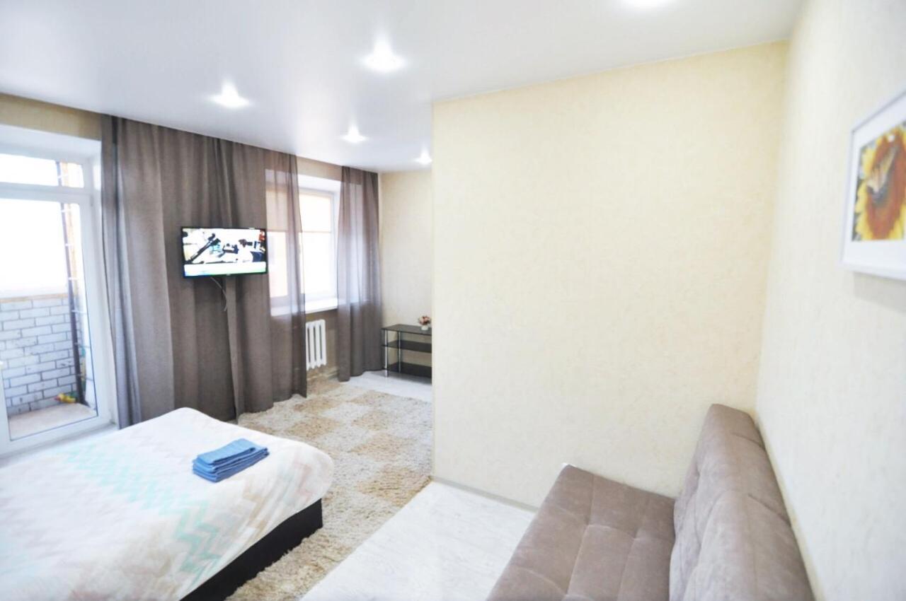 Апартаменты/квартира  Atma House Квартира на Мельникайте вблизи ТРЦ Кристалл  - отзывы Booking