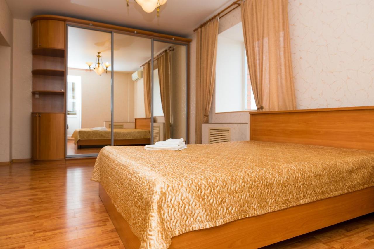 Апартаменты/квартира  Апартаменты на Агрономической 18  - отзывы Booking