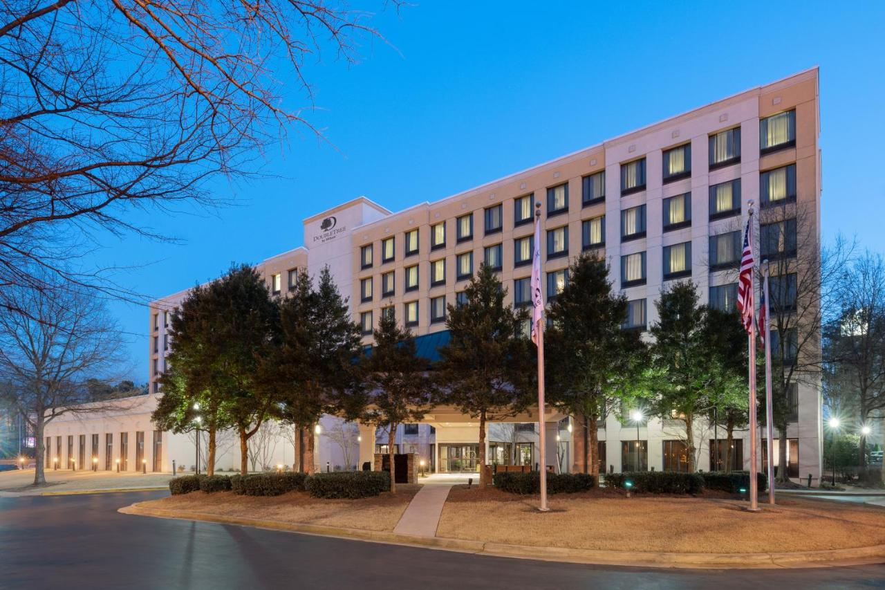 Отель  Отель  DoubleTree By Hilton Atlanta Airport