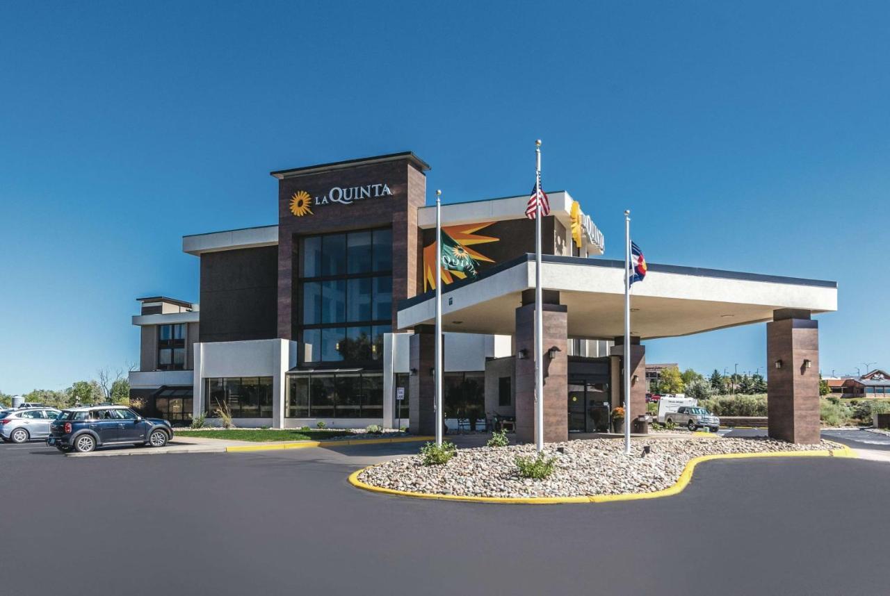 Отель  Отель  La Quinta By Wyndham Colorado Springs North