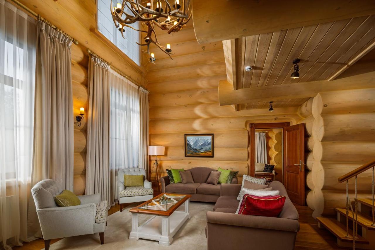 Курортный отель Курортный отель Altay Village Teletskoe