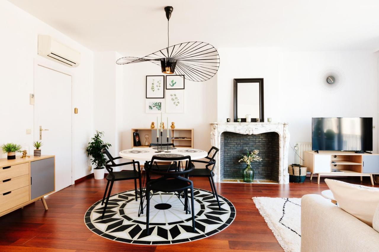 Апартаменты/квартира  Appart Mons City Concept - Terrasse & Grand-Place  - отзывы Booking