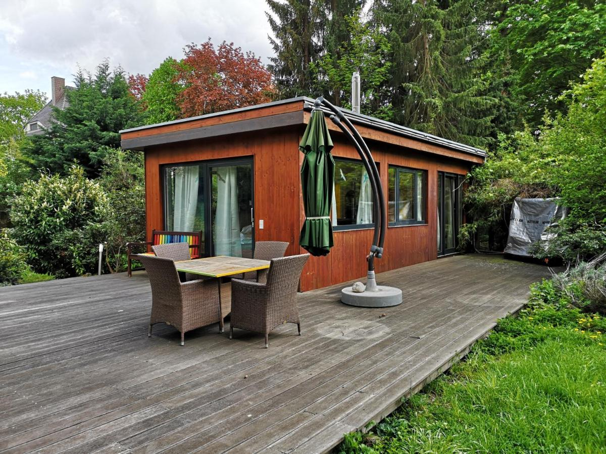 Фото Отель типа «постель и завтрак» Cottage mit Pool und großem Garten
