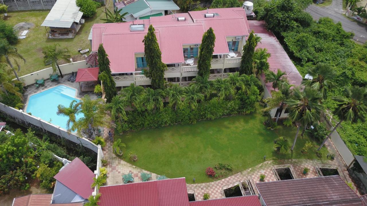 Отель  Coco D'or Hotel Seychelles