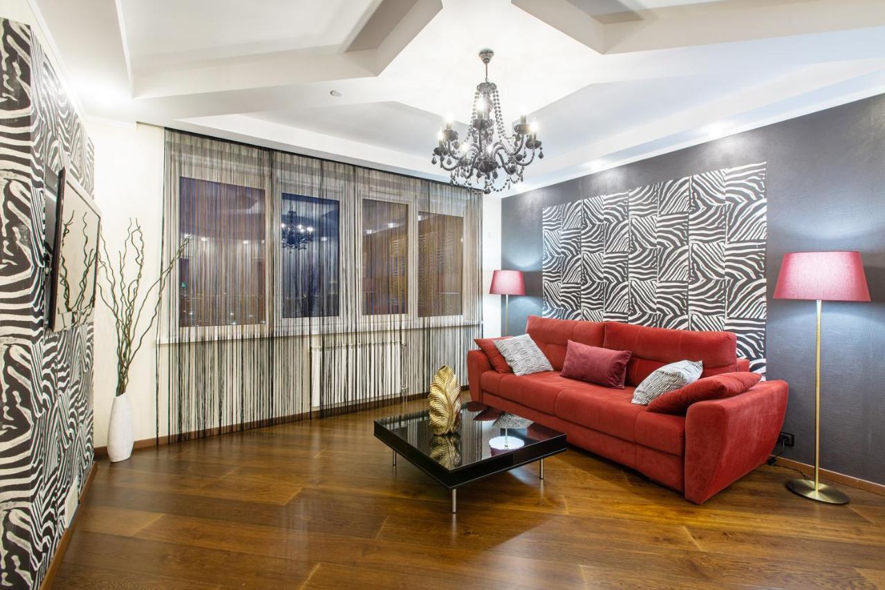 Апартаменты/квартира  MosApts 8 on Begovaya - 30 floor  - отзывы Booking