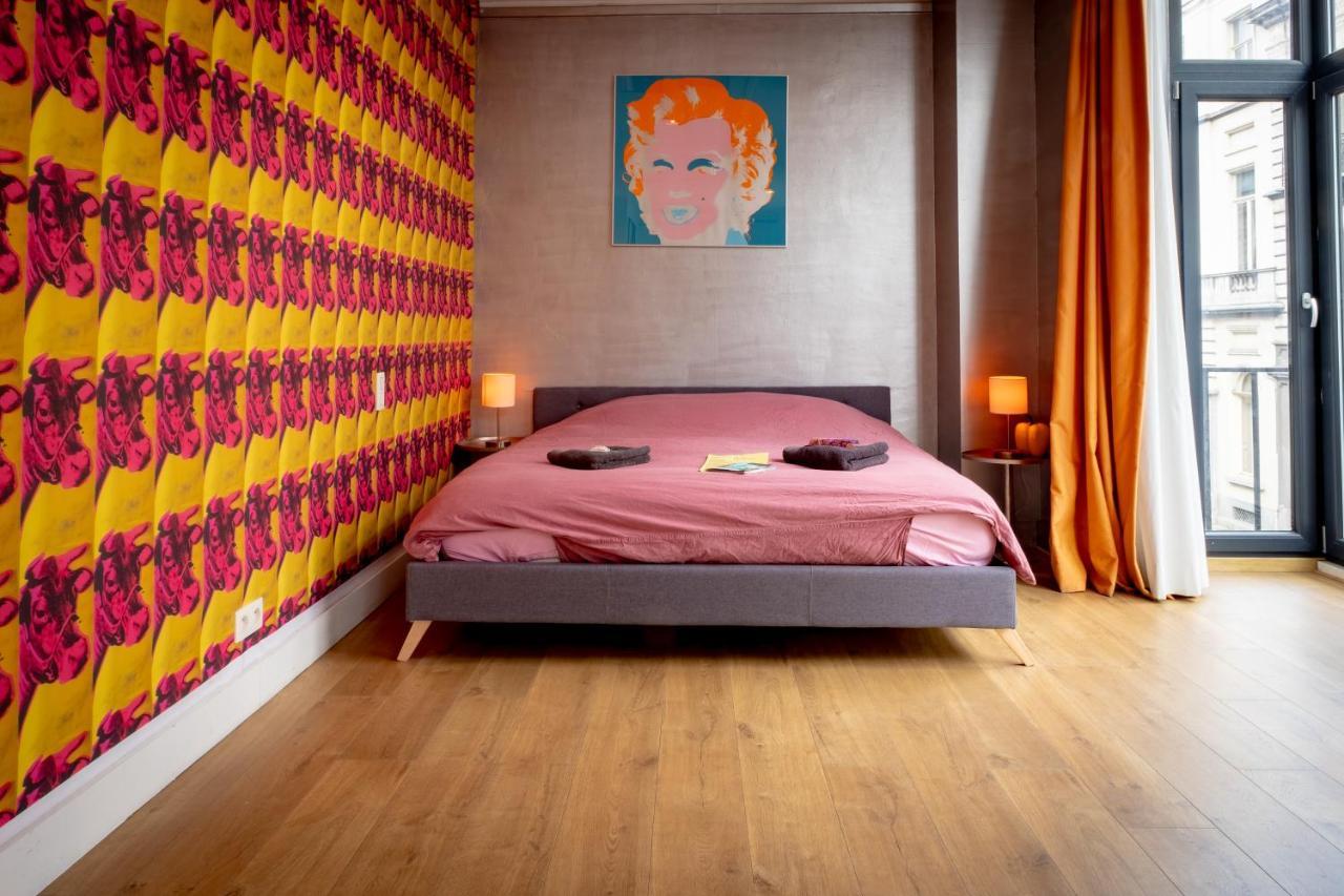 Отель типа «постель и завтрак»  Quartier Leonard