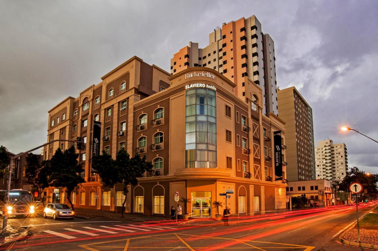 Отель  Отель  ROCKEFELLER By Slaviero Hotéis