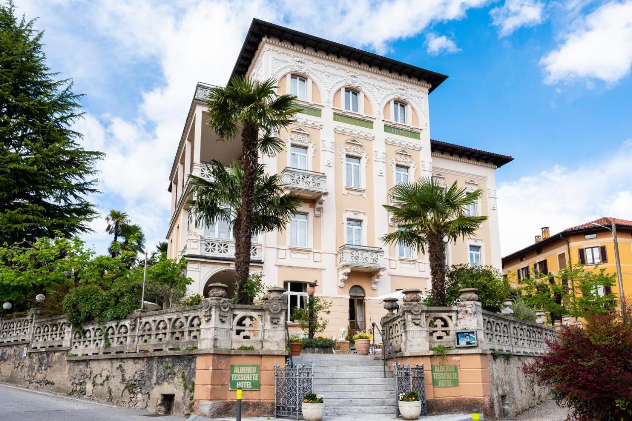 Отель  Albergo Hotel Tesserete  - отзывы Booking
