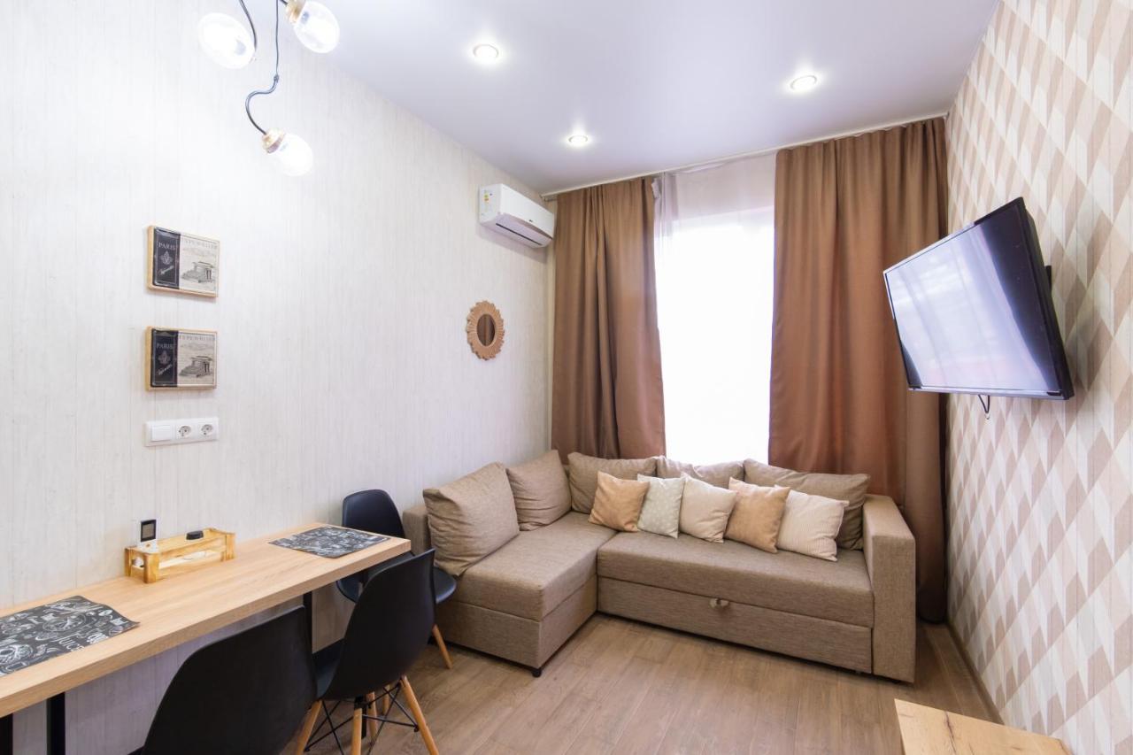 Апартаменты/квартира  More Apartments Na Kuvshinok 8 (3)