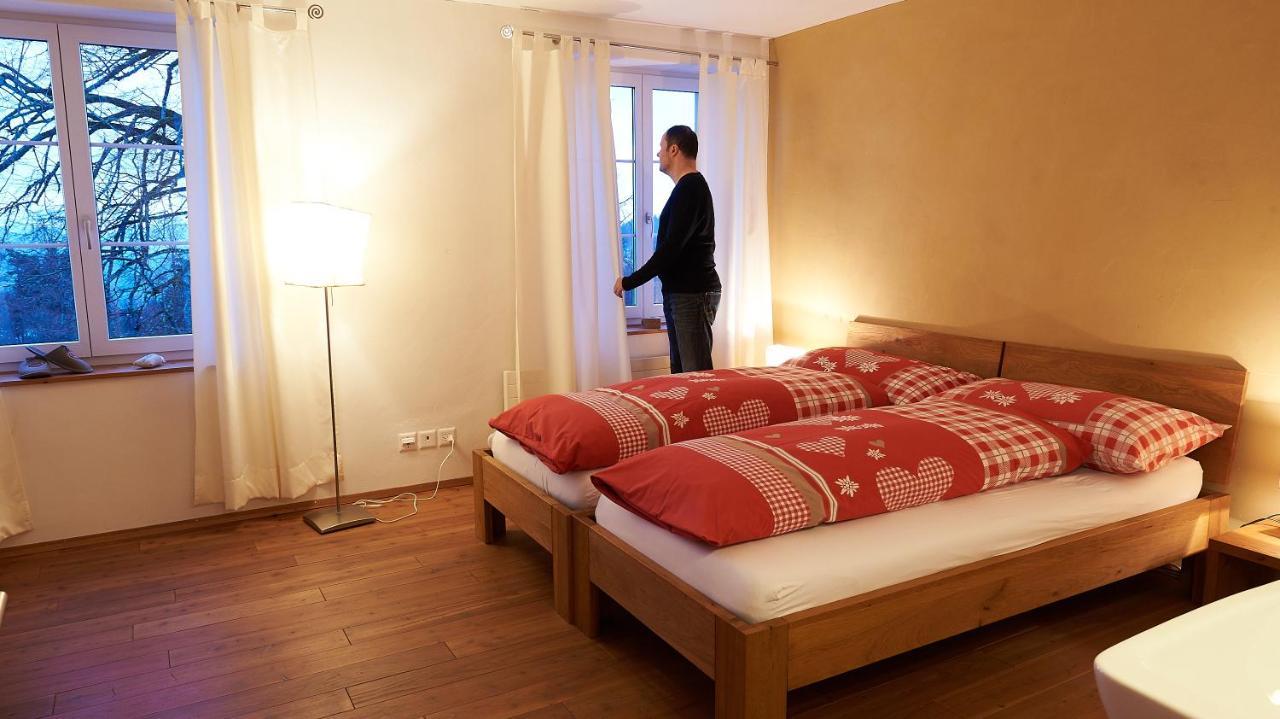 Отель  Genussgasthaus Tiefmatt  - отзывы Booking