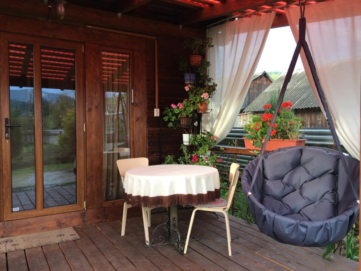 Дом для отпуска  Сімейна хатинка  - отзывы Booking