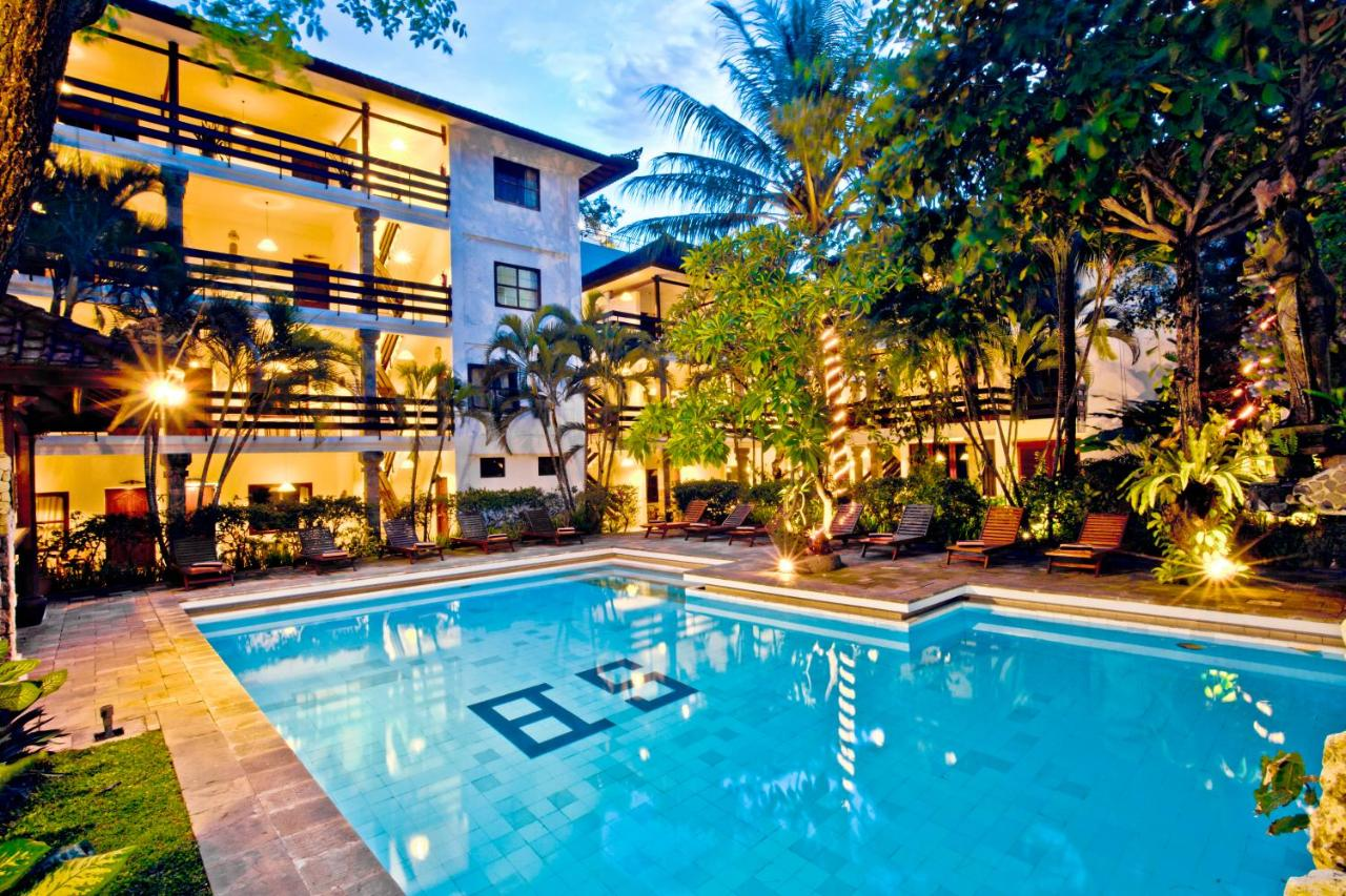 Отель  Hotel Bali Subak