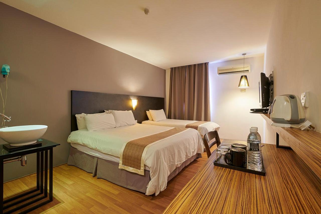 Отель  The Leverage Lite Hotel - Kuala Kedah