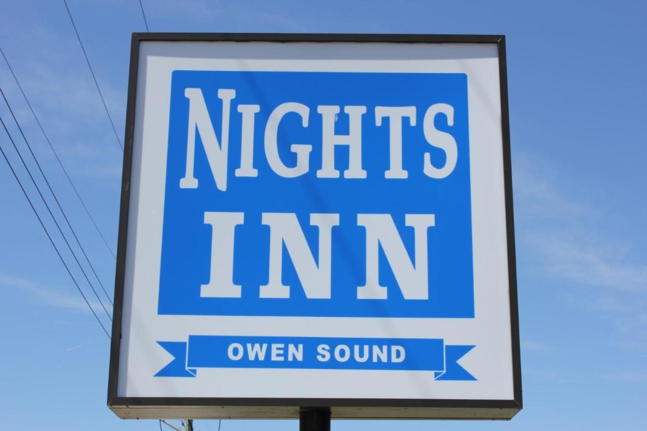 Мотель  Nights Inn Owen Sound