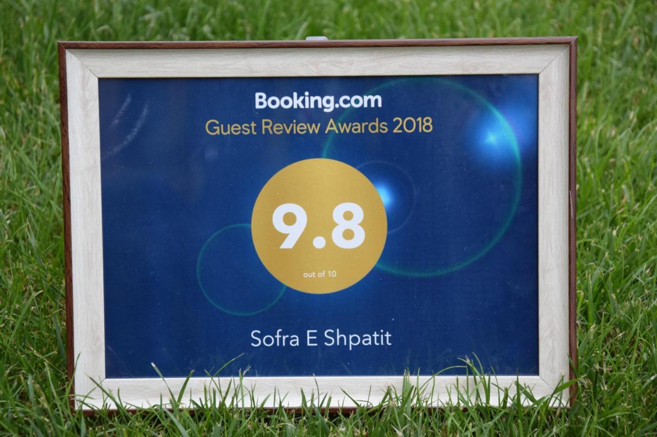 Отель Sofra E Shpatit - отзывы Booking