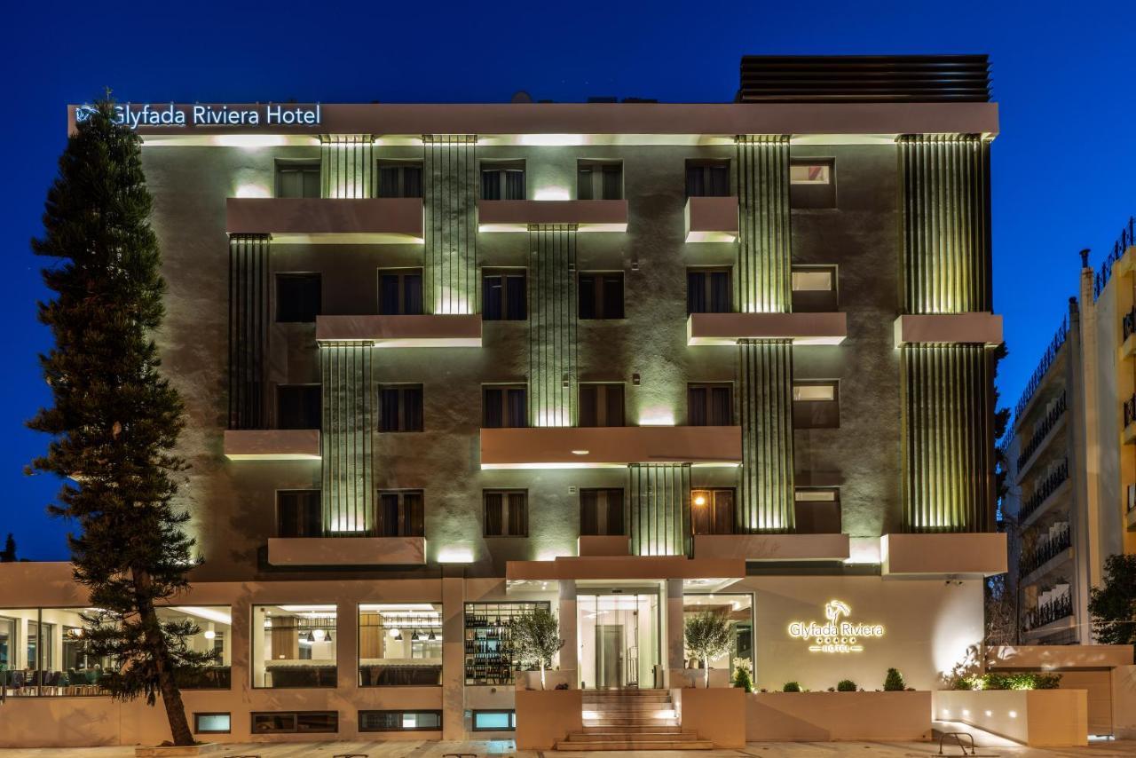 Отель  Отель  Glyfada Riviera Hotel