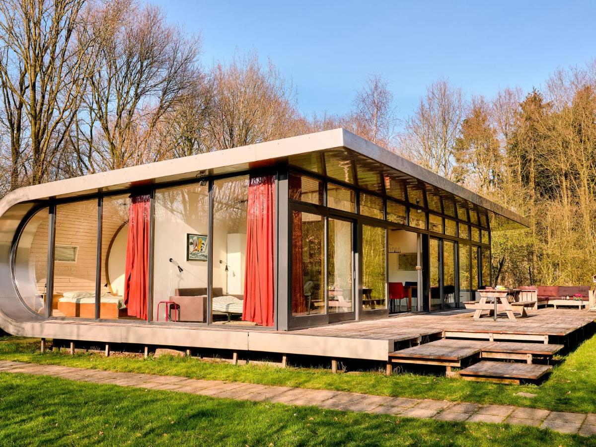 Cosy Bungalow in Noordwolde Amidst the Forest