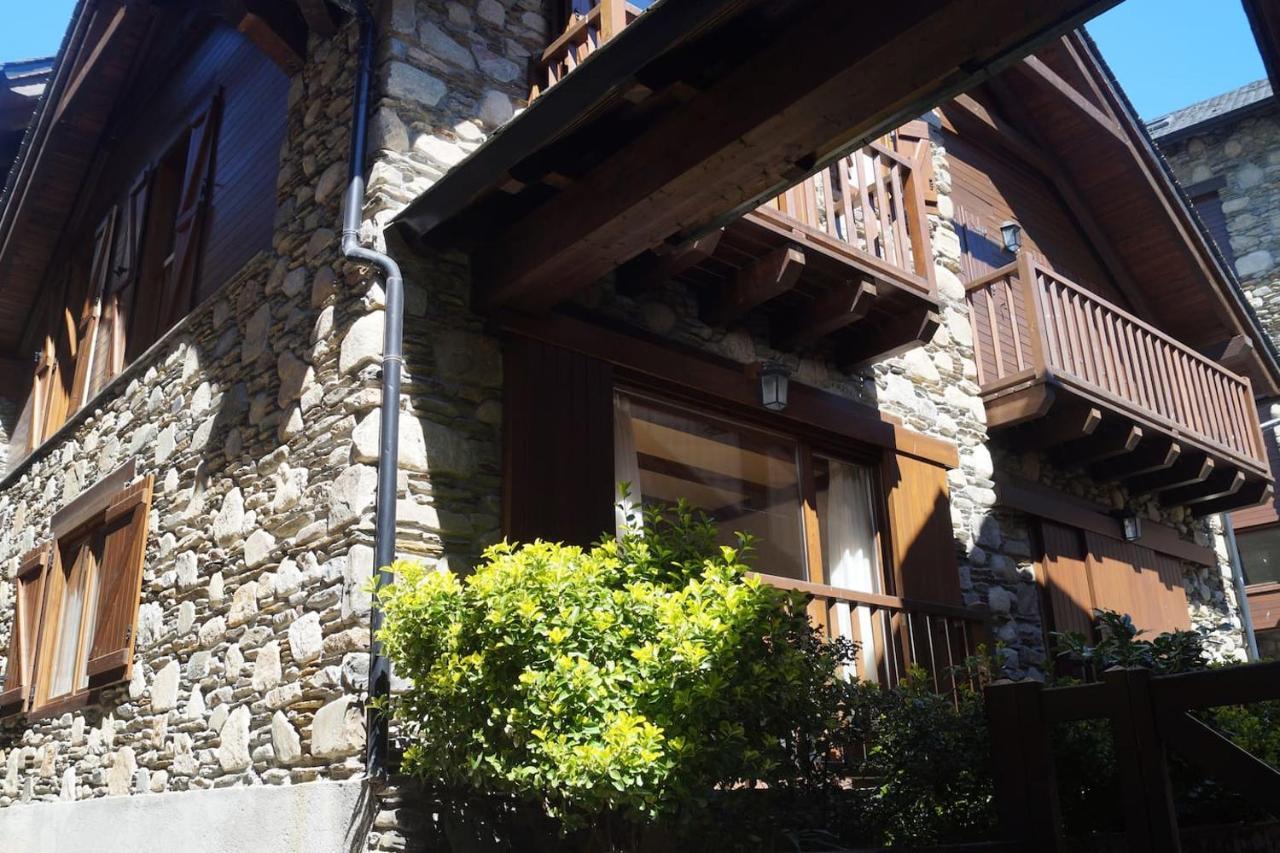 Шале  Acogedora Casita En El Pallars