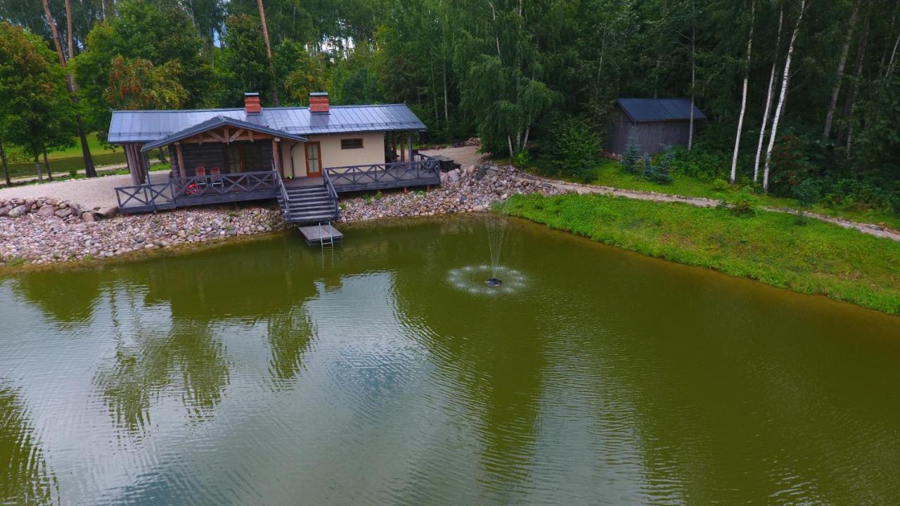 Дом для отпуска  Dzirnavas Pirtsmāja