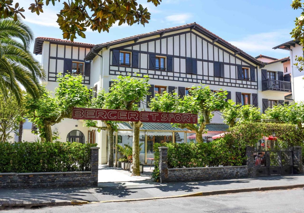 Отель  Hotel Bergeret Sport