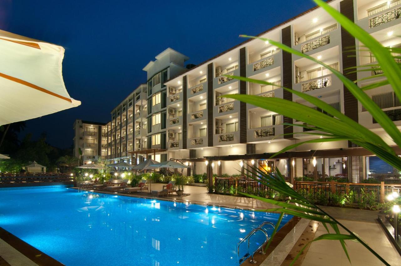 Курортный отель  Nagoa Grande Resort and Spa  - отзывы Booking