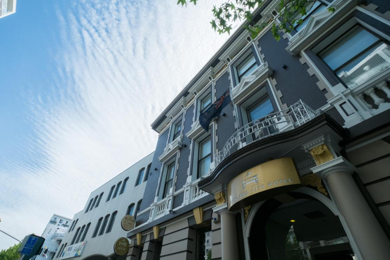Апарт-отель  Auckland City Hotel - Hobson St