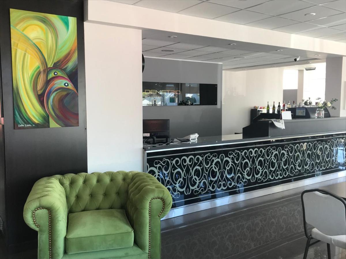 Отель  Demetrio Hotel Apart  - отзывы Booking