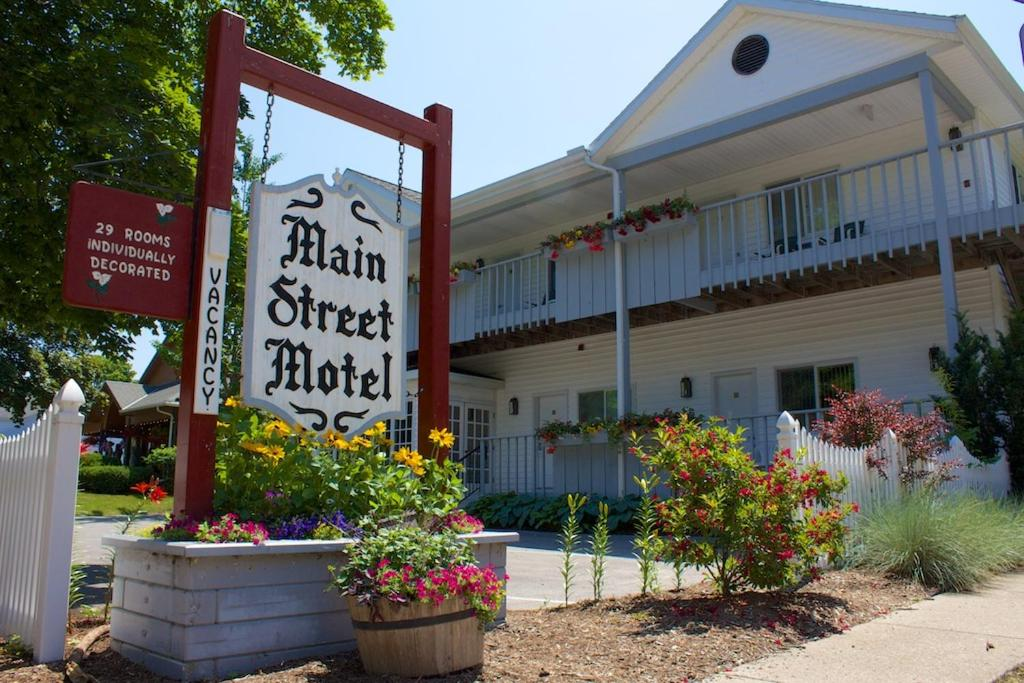 Отель  Main Street Motel  - отзывы Booking