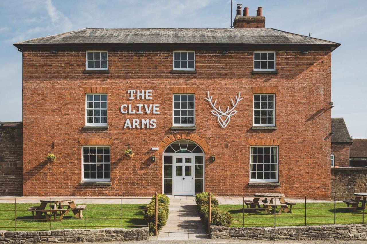 Отель  The Clive Arms  - отзывы Booking