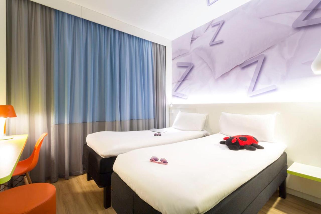 Ibis Style Barra Funda - quarto