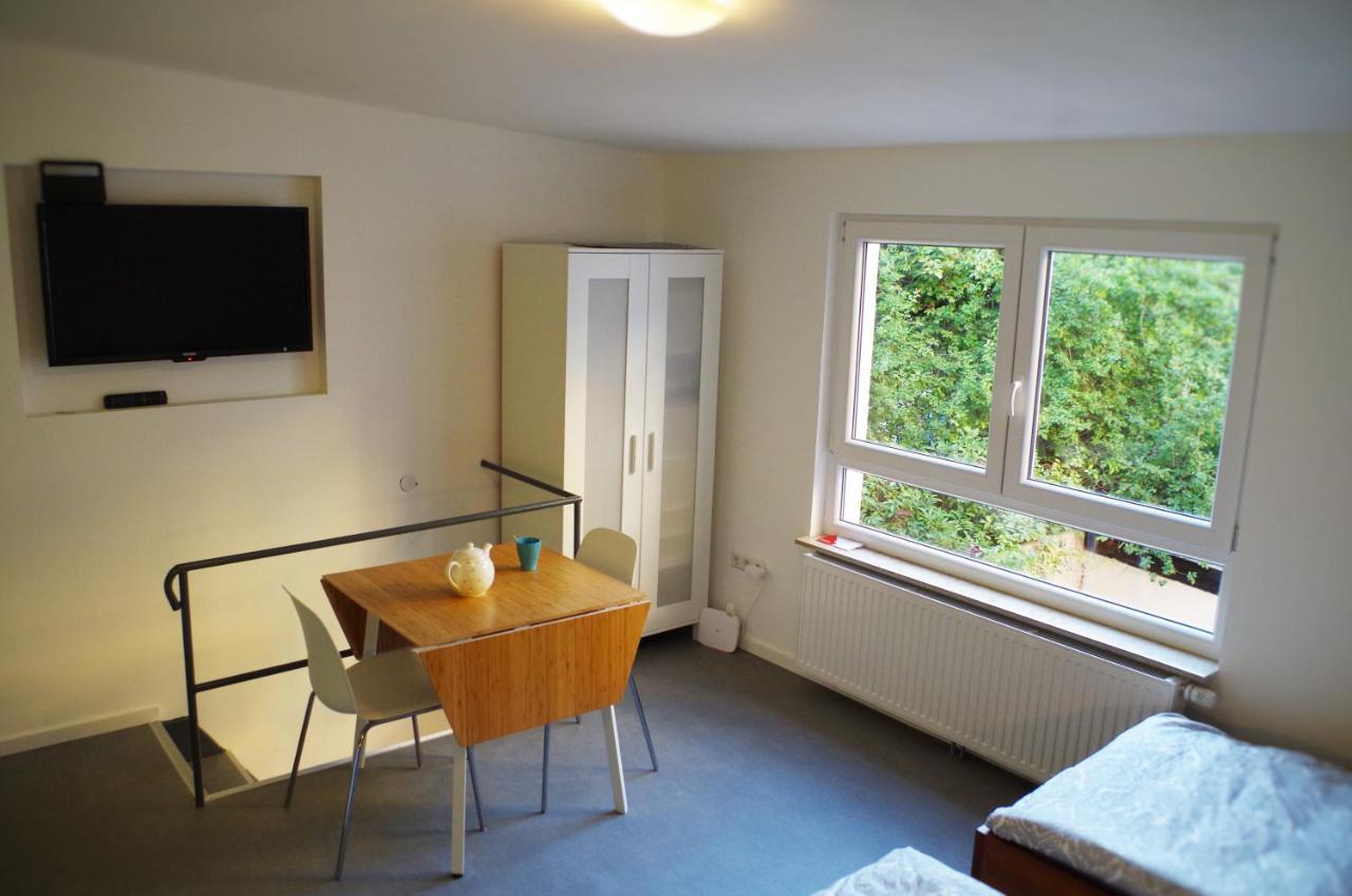 Апартаменты/квартира  Apartment In Altstadt-/Messenähe, Zentral & Ruhig