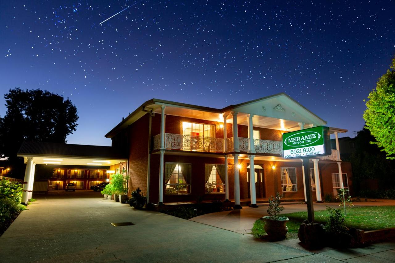 Мотель  Мотель  Meramie Motor Inn