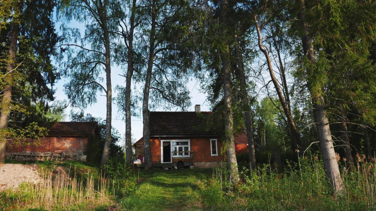 Гостевой дом  Allika-Löövi Sauna House
