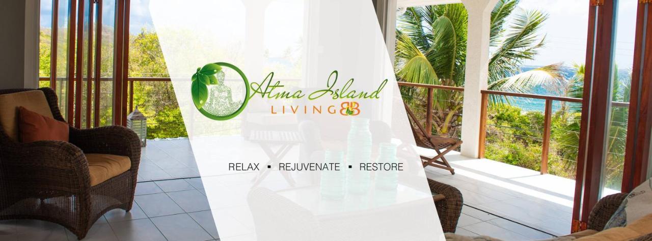Гостевой дом  Гостевой дом  Atma Island Living Villa
