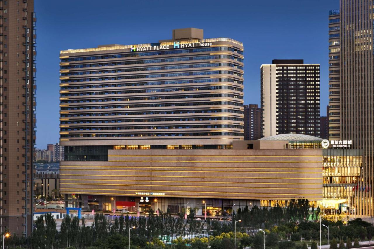 Отель  Отель  Hyatt House Yinchuan Dayuecheng