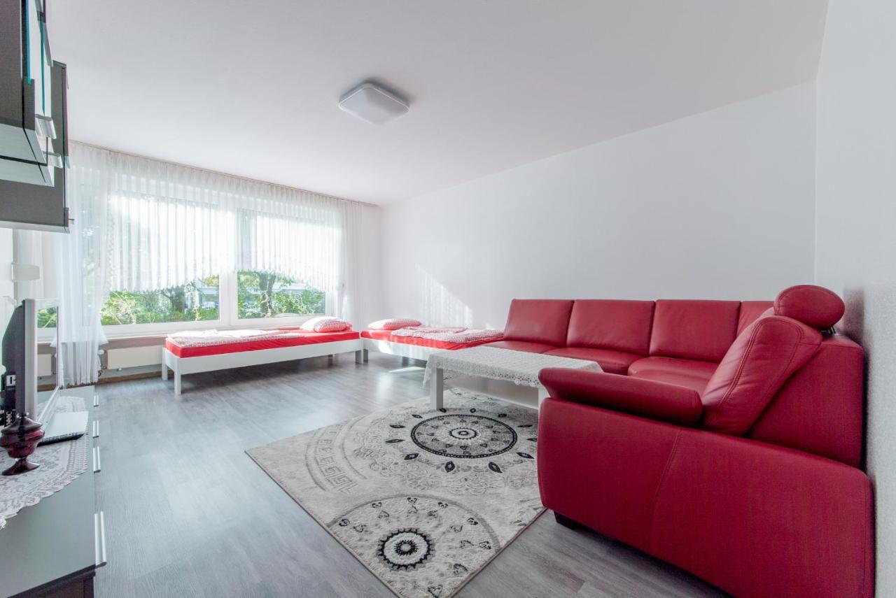 Апартаменты/квартира  6679 Privatapartment Messe Süd  - отзывы Booking