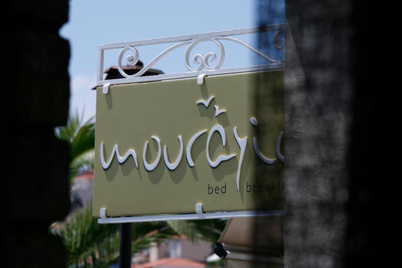 Отель типа «постель и завтрак»  mourayio  - отзывы Booking