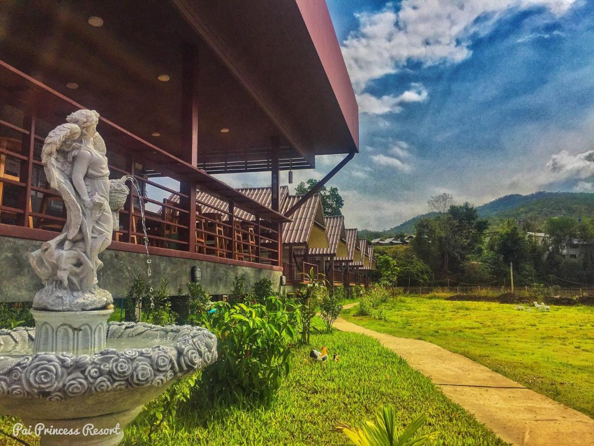 Гостевой дом  Pai Princess Resort  - отзывы Booking