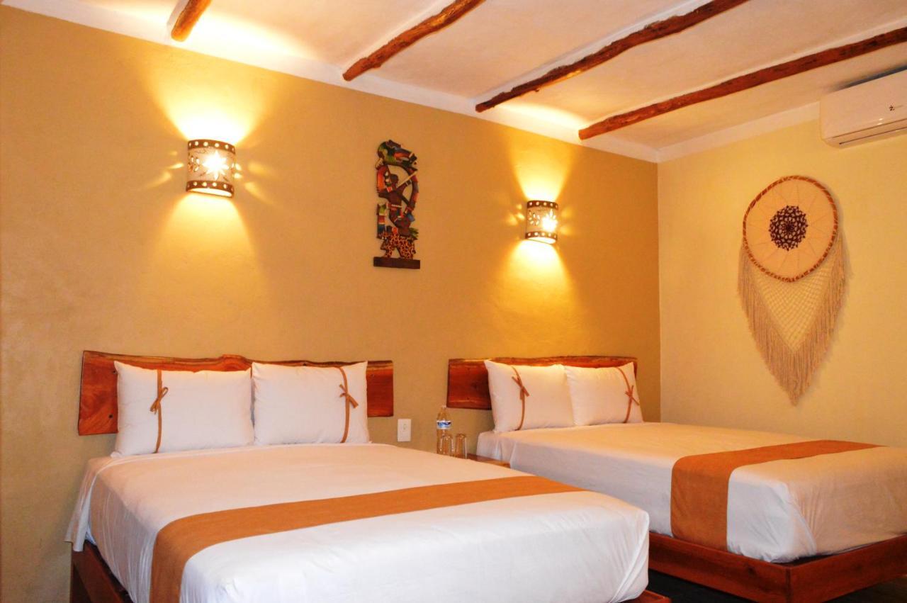 Отель  Casa San Juan