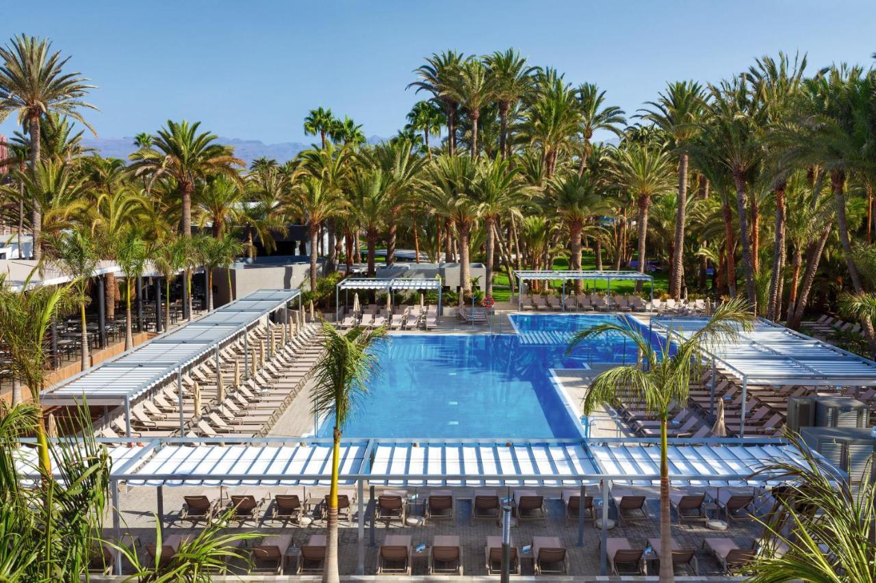 Отель  Hotel Riu Palace Oasis  - отзывы Booking