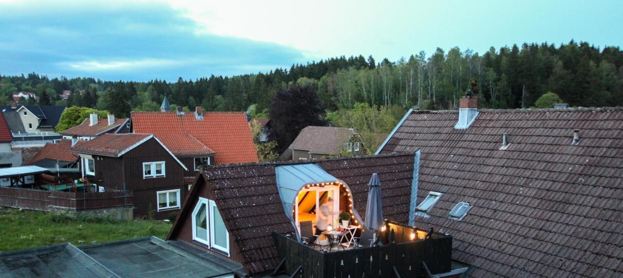 Апартаменты/квартира  Harzer Rabe  - отзывы Booking