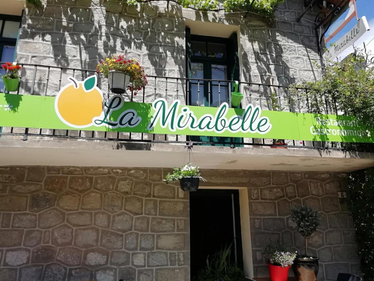Загородный дом  La Mirabelle-casteil Country House