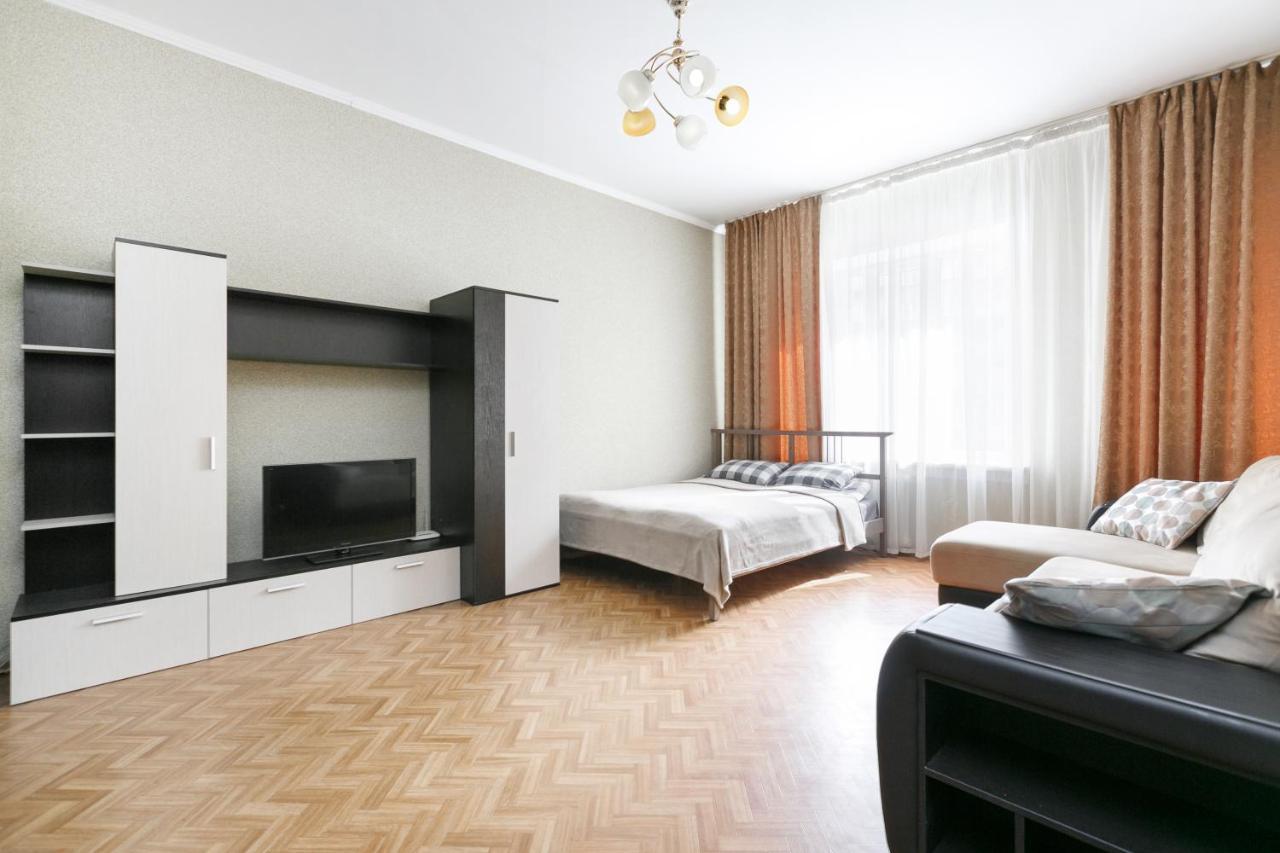 Апартаменты/квартира Apartment on Galuschaka 1 - отзывы Booking
