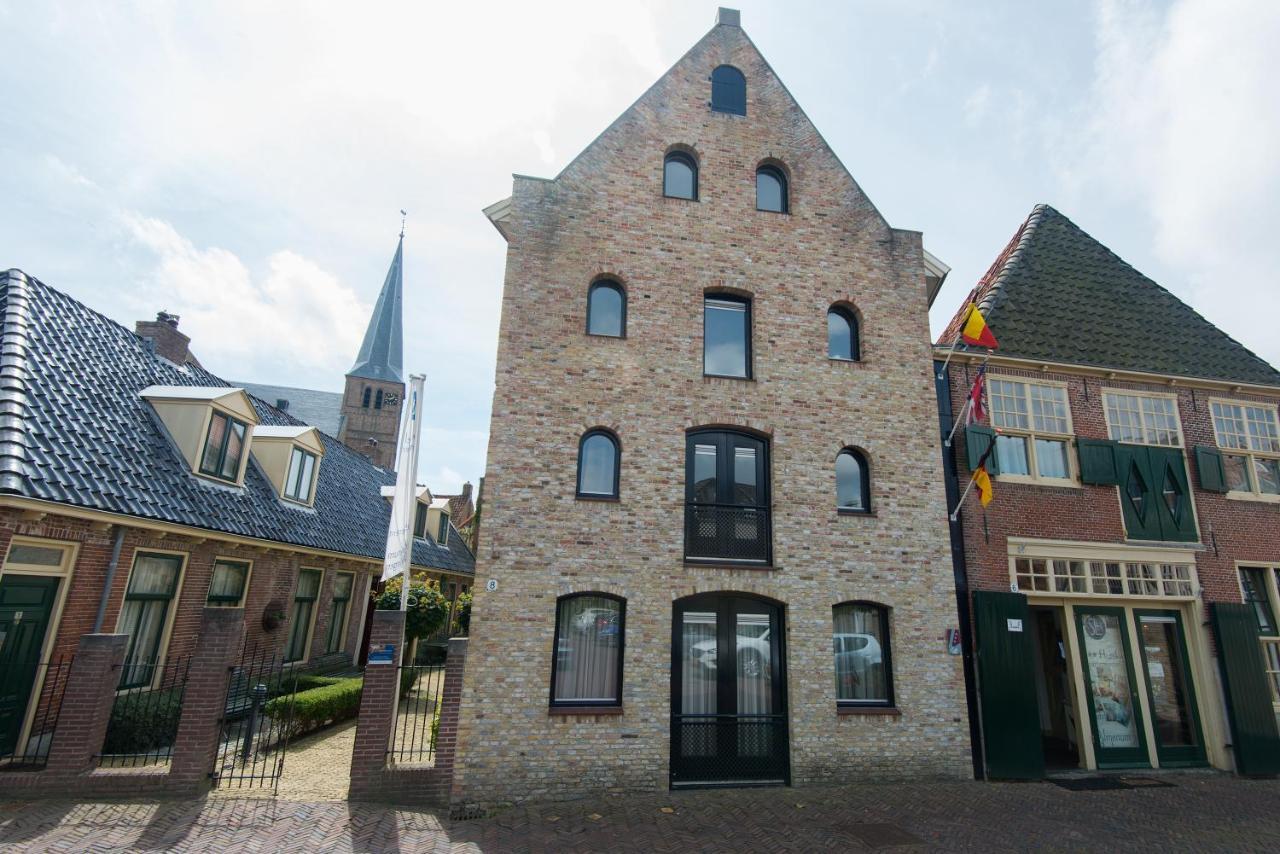 Отель  Отель  Hotel Almenum - Het Sfeervolle Stadslogement -
