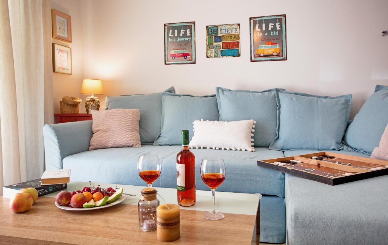 Апартаменты/квартира  Myrsini's Cozy Apartment
